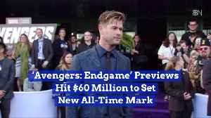 The New 'Avengers: Endgame' Movie Just Set Another Record [Video]