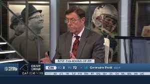 NFL Network's Charley Casserly explains why Jacksonville Jaguars tackle Jawaan Taylor is a perfect O-lineman for quarterback Nic [Video]
