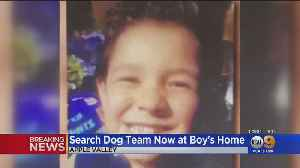 Search Dogs Join The Hunt For Missing 6-Year-Old Who Has Autism [Video]
