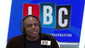 David Lammy: If You Care About The Future Of This World, You Must Stand Against Donald Trump [Video]