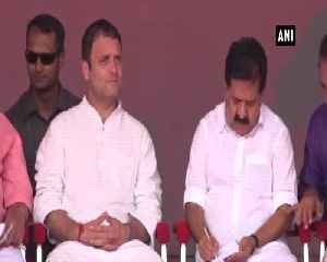 Only one PM stole money from poor his name is Narendra Modi Rahul Gandhi [Video]