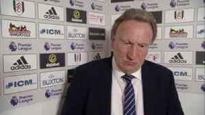 'We wouldn't have scored till Christmas' [Video]