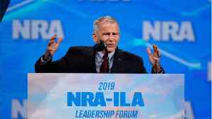 Oliver North Stepping Down As National Rifle Association President [Video]