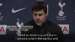 Pochettino 'disappointed' after first loss at new stadium [Video]