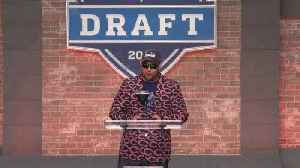 News video: Chicago Bears select Florida Atlantic running back Kerrith Whyte No. 222 in the 2019 NFL Draft