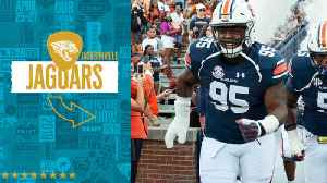 Jacksonville Jaguars select Auburn defensive tackle Dontavius Russell No. 235 in the 2019 NFL Draft [Video]