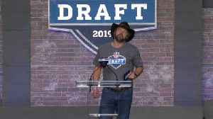 Los Angeles Rams select Texas Tech Red Raiders linebacker Dakota Allen No. 251 in the 2019 NFL Draft [Video]