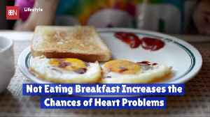Eating Breakfast Is Crucial For Your Heart [Video]