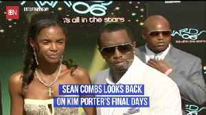 Sean Diddy Combs On Kim Porter's Final Days [Video]
