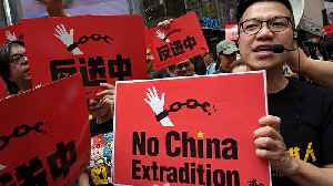 Hong Kong protests against proposed new extradition laws [Video]