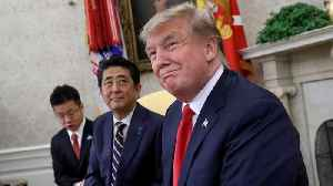 A Trade Deal Is On The Table For The US And Japan [Video]
