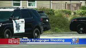 Poway Synagogue Shooting Leaves 1 Dead, 3 Injured [Video]