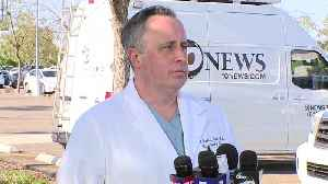 Palomar Health doctors discuss Poway shooting victims [Video]
