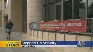 Heightened Security At Bay Area Synagogues In Wake Of SoCal Shooting [Video]