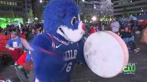 Fans Show Love Despite Sixers Dropping Game 1 To Raptors [Video]
