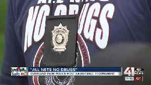 Overland Park police connect with kids through basketball [Video]