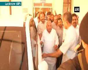Mulayam Singh speaks on his health after return from hospital [Video]