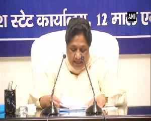 PM Modi included his community in OBC category in Gujarat for political gains Mayawati [Video]