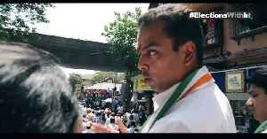 Milind Deora vs Arvind Sawant for South Mumbai I Campaign Trail [Video]