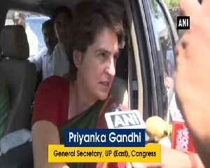 Distributing sops is an insult to people of Amethi Priyanka Gandhi tells BJP [Video]