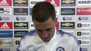 Hazard: Chelsea must qualify for CL [Video]