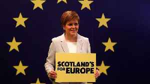 Scottish independence: 'It's time,' says SNP leader Nicola Sturgeon [Video]
