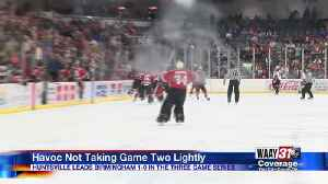 Havoc Game Two of the SPHL President's Cup Championship [Video]