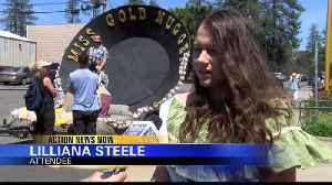 Gold Nugget Days is held in Paradise and Magalia after Camp Fire [Video]