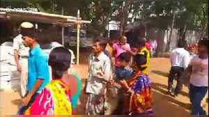 Clashes break out between voters in West Bengal during Indian national elections [Video]