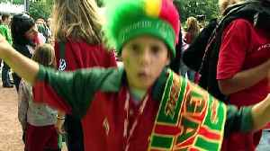 Most passionate national anthem ever? | Portugal at RWC 2007 [Video]