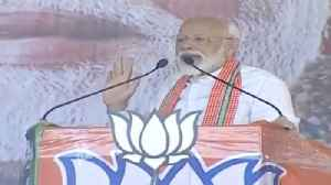 PM Modi makes sensational claim, says '40 TMC MLAs in touch with BJP' | Oneindia News [Video]