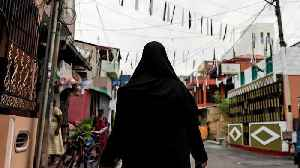 Sri Lanka bans face veil as security officials warn of 'imminent attacks' [Video]