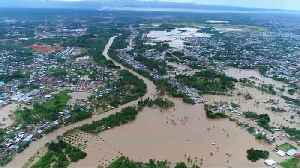 Indonesia: 29 dead in heavy flooding on Sumatra [Video]