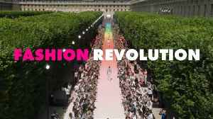 Fashion Revolution Week is trying to spark radical change [Video]