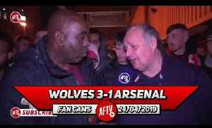 Wolves 3-1 Arsenal | We Can't Blame Mustafi Tonight! A Lot Of These Players HAVE TO GO! (Claude) [Video]