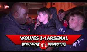 Wolves 3-1 Arsenal | Top 4 Is 100% Done Now!! We Have To Focus On Europa League! [Video]