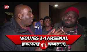 Wolves 3-1 Arsenal | Unai Emery Got His Tactics Wrong AGAIN!! (Kelechi) [Video]
