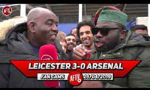 Leicester City 3-0 Arsenal | The Referee Changed The Game! (Kelechi) [Video]