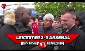 Leicester City 3-0 Arsenal | We Need About £200-£300m Of Investment! (Lee Judges  & Lee Chappy) [Video]