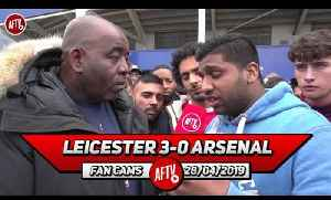 Leicester City 3-0 Arsenal | We Need To Focus On The Europa League Now! [Video]