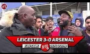 Leicester City 3-0 Arsenal | It Seems Like Everyone In The Team Is Lost! [Video]