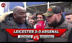 Leicester City 3-0 Arsenal | The Game Changed When Iwobi Missed His Chance! (DT Rant) [Video]