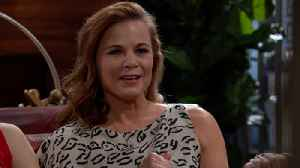 The Young and the Restless - Gina Tognoni Remembers Kristoff St. John [Video]