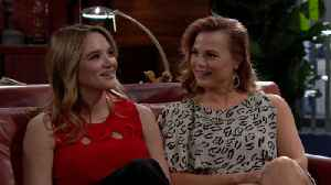 The Young and the Restless - Hunter King Remembers Kristoff St. John [Video]