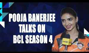 Exclusive: Pooja Banerjee talks about Box Cricket League season 4 [Video]