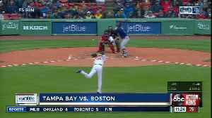 Chris  Sale drops to 0-5 as Tampa Bay Rays beat Boston Red Sox 5-2 [Video]