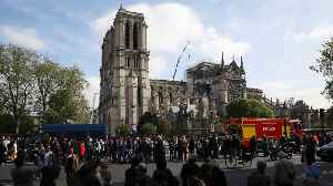 Paris Police Warn Of Lead Exposure Following Notre Dame Fire [Video]