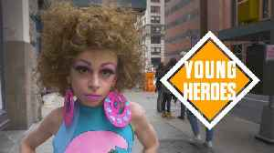 Young Heroes: The drag kid fighting for the LGBTQ+ community [Video]