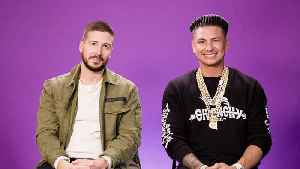 How Well Do 'Jersey Shore's Pauly D & Vinny REALLY Know Each Other? [Video]