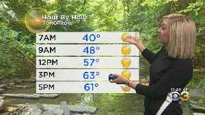 Philadelphia Weather: Chilly With Sunshine On Monday [Video]